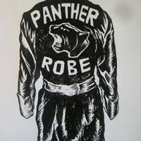 Panther Robe